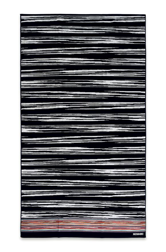 MISSONI HOME VINCENT BEACH TOWEL E, Frontal view