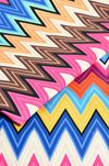MISSONI HOME VALENTINO SET DUVET COVER  E, Rear view