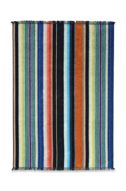 MISSONI HOME VIVIETTE TELO Marrone E - Retro