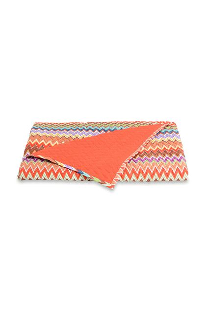 MISSONI HOME VALENTINO QUILT Marrone E - Retro