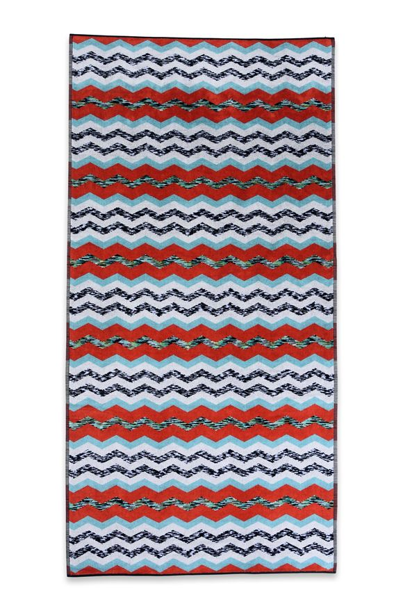 MISSONI HOME VICTOR TOWEL E, Frontal view