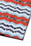 MISSONI HOME VICTOR TOWEL E, Rear view