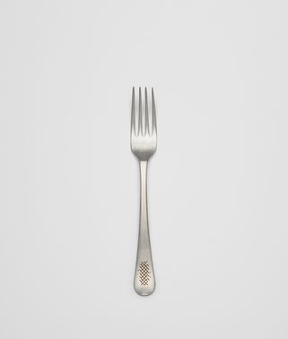 VINTAGE STAINLESS-STEEL SERVING FORK
