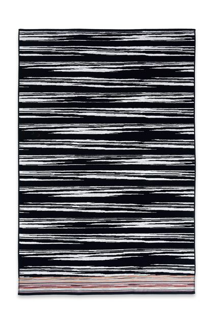 MISSONI HOME VINCENT TOWEL Black E - Back