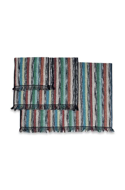 MISSONI HOME VIRGINIO FULL 5 PEZZI Verde E - Fronte