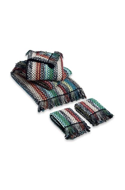 MISSONI HOME VIRGINIO 5-PIECE SET Green E - Back