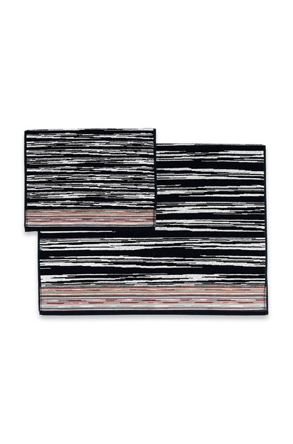 MISSONI HOME VINCENT 2-PIECE SET Black E - Front