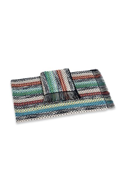 MISSONI HOME VIRGINIO SET 2 PEZZI Verde E - Retro