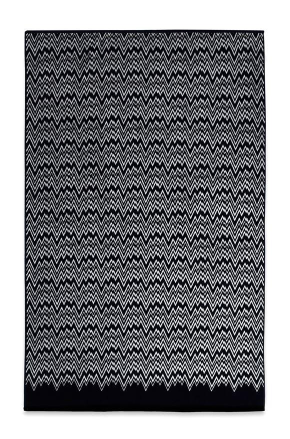 MISSONI HOME VANNI TOWEL Black E