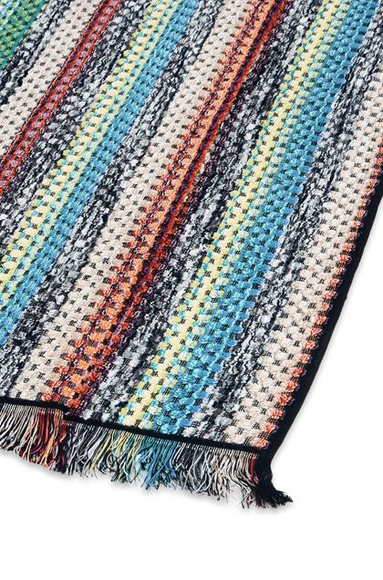 MISSONI HOME VIRGINIO TOWEL Green E - Front