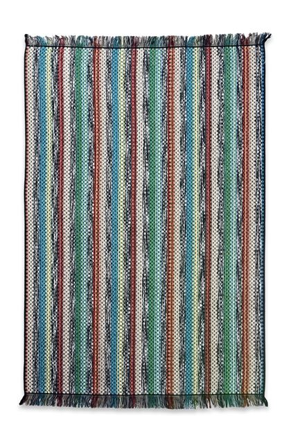 MISSONI HOME VIRGINIO TOWEL Green E - Back