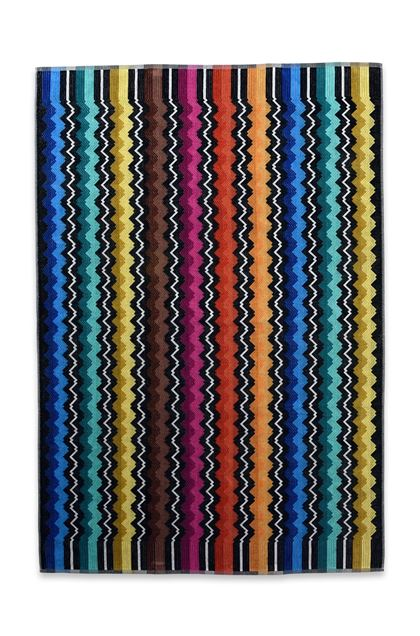 MISSONI HOME VASILIJ TOWEL Black E - Back