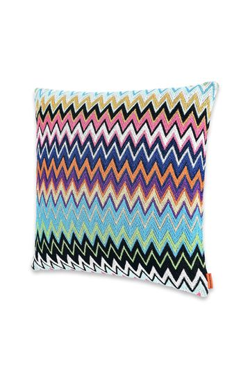 MISSONI HOME 16x16 in. Decorative cushion E VLADIMIRO CUSHION m