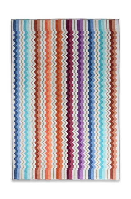 MISSONI HOME VASILIJ TOWEL White E - Back
