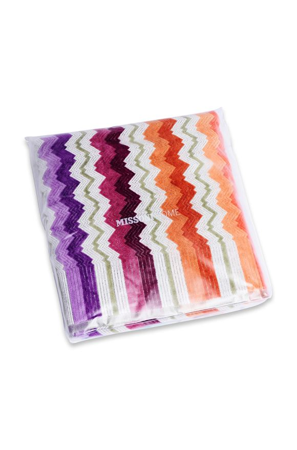 MISSONI HOME VASILIJ TOWEL E, Side view