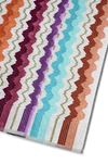 MISSONI HOME VASILIJ TOWEL E, Rear view