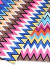 MISSONI HOME VALENTINO DUVET COVER  E, Rear view