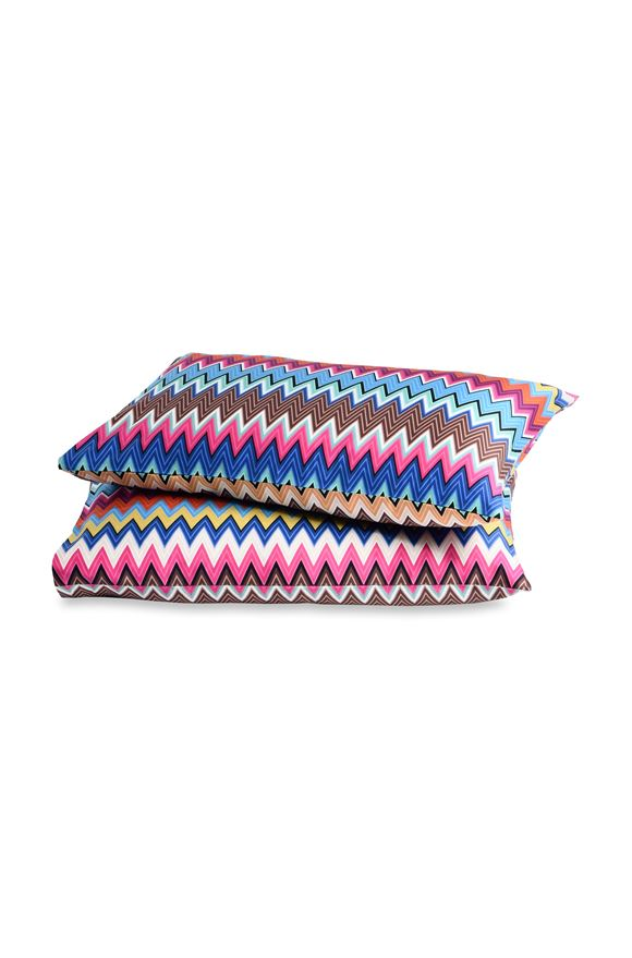 MISSONI HOME VALENTINO PILLOWCASES 2-PIECE SET E, Frontal view