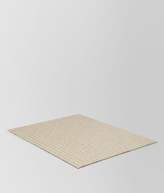 驼色INTRECCIATO编织亚麻餐垫