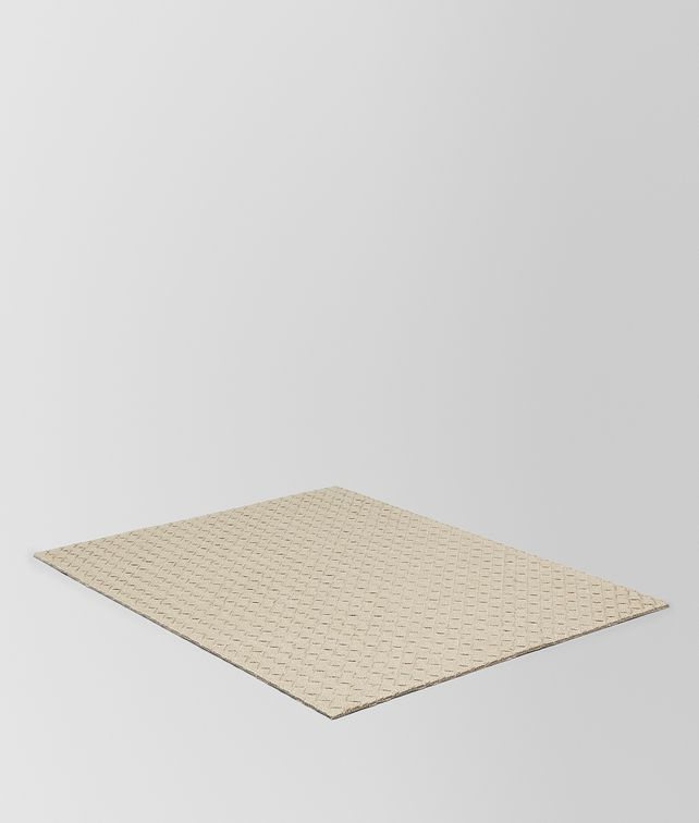 BOTTEGA VENETA PALLADIO INTRECCIATO LINEN PLACEMAT TABLETOP E fp
