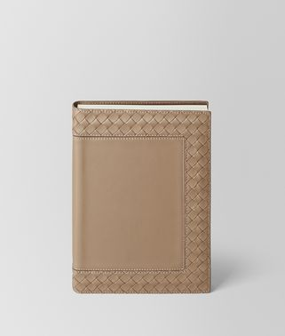 ASH INTRECCIATO NAPPA LEATHER NOTEBOOK