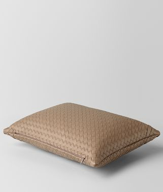 ASH INTRECCIATO NAPPA LEATHER RECTANGULAR PILLOW
