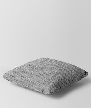 DOE INTRECCIATO SUEDE SQUARE PILLOW