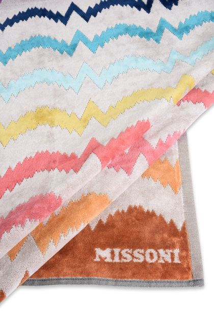 MISSONI HOME VERA BEACH TOWEL Beige E - Front