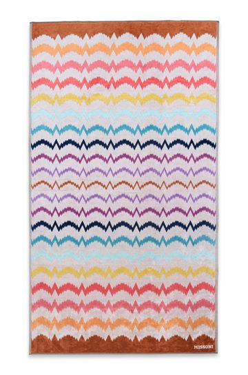 MISSONI HOME Beach towel E m