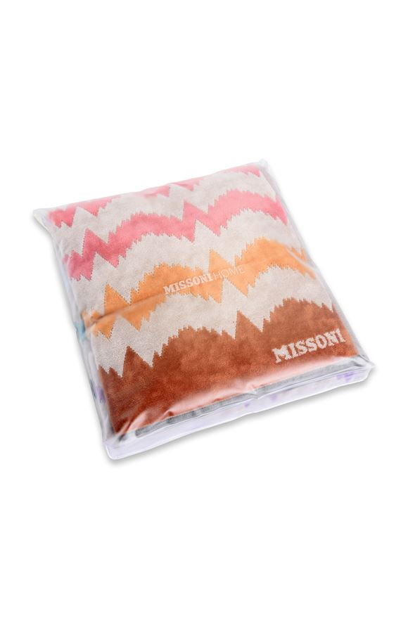MISSONI HOME VERA BEACH TOWEL E, Side view