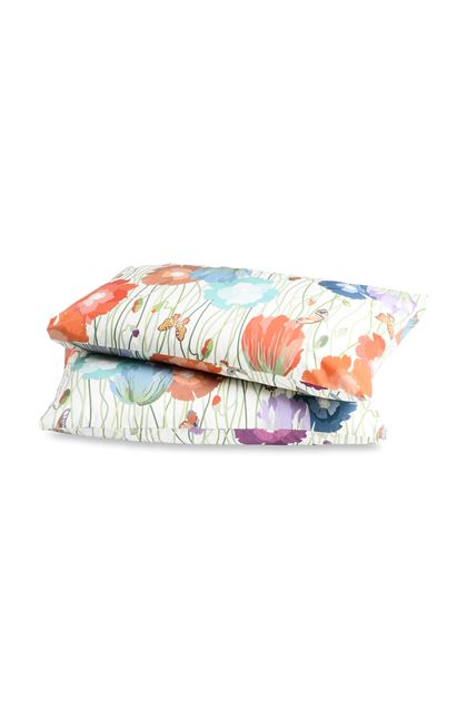 MISSONI HOME VIOLANTE PILLOWCASES 2-PIECE SET White E - Back