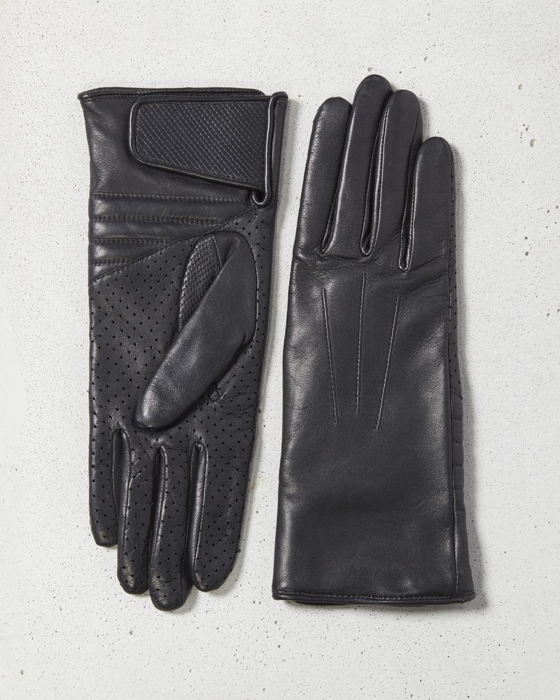 ROCKER gloves ISABEL MARANT