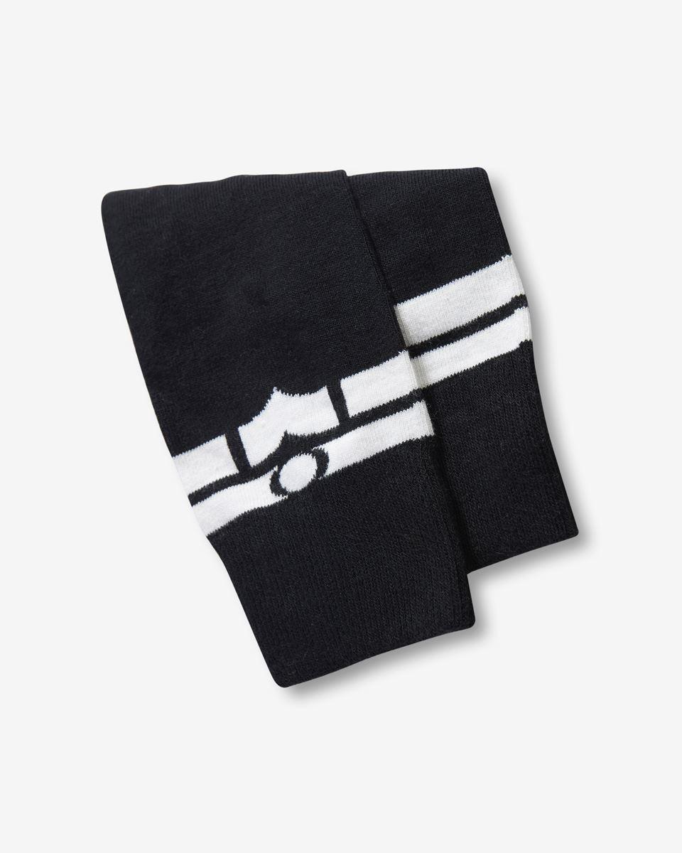 Isabel Marant - VIBE logo socks - 2