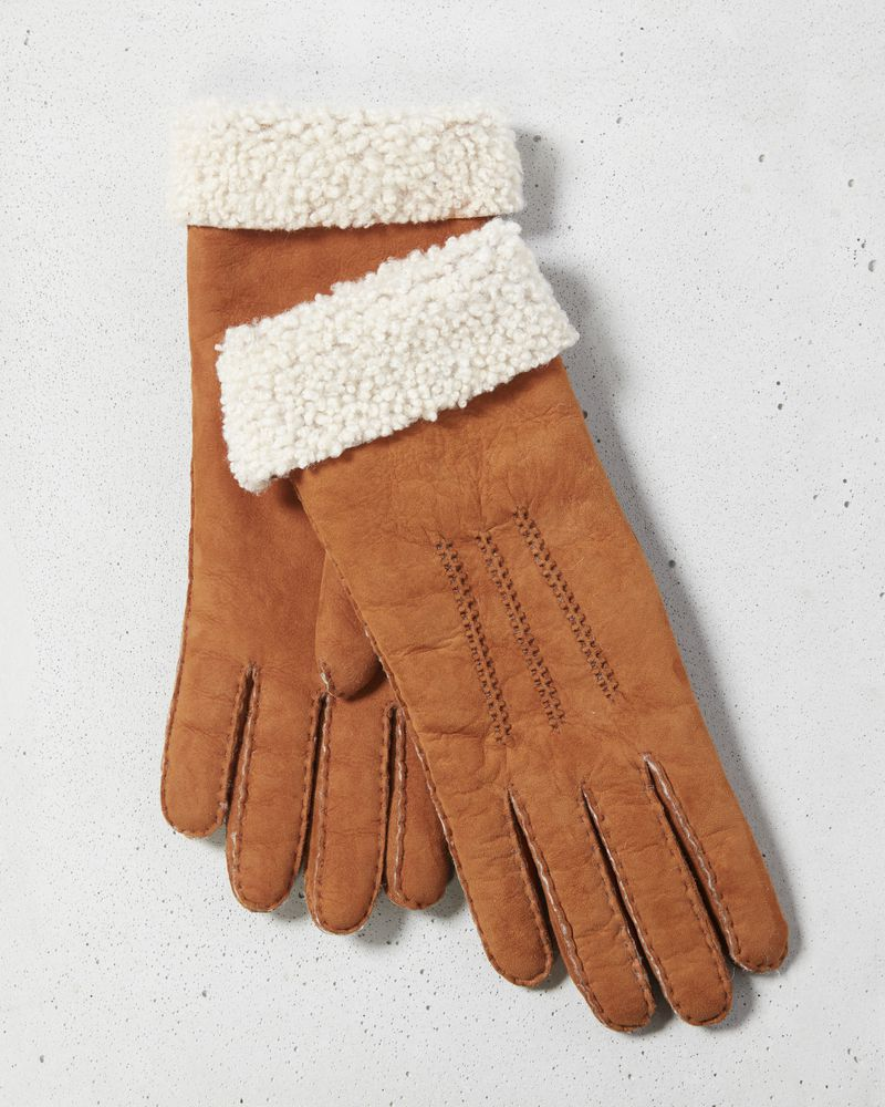 YUPIKS gloves ISABEL MARANT