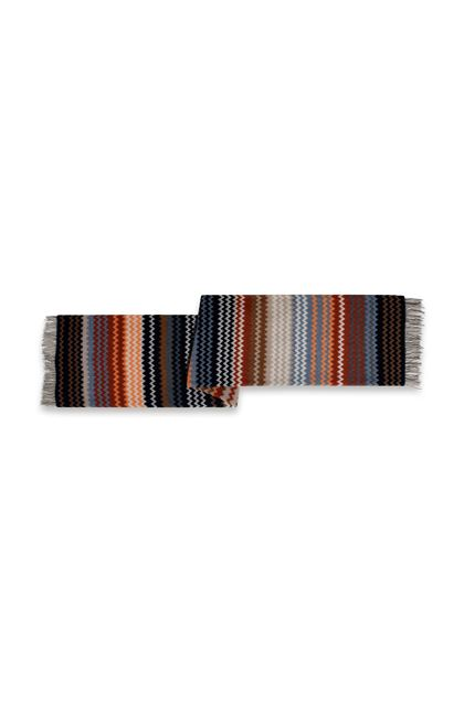 MISSONI HOME HUMBERT THROW Brown E - Front