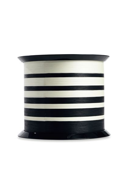 MISSONI HOME SPOOL TABLE  Black E - Back