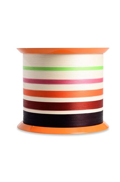 MISSONI HOME SPOOL TABLE  Orange E - Back
