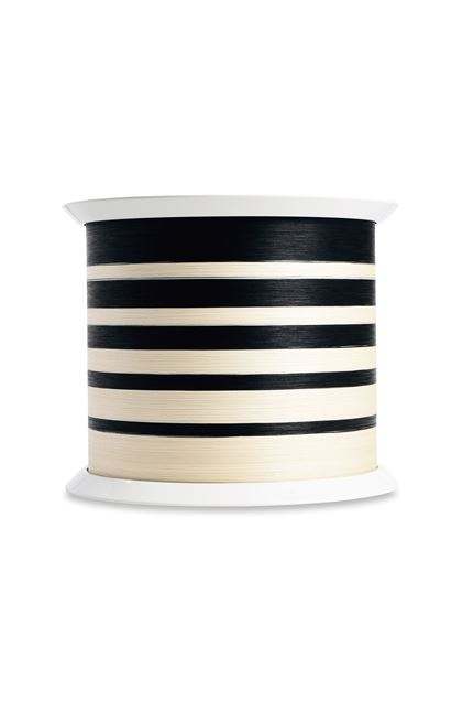 MISSONI HOME SPOOL TABLE  White E - Back