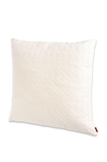 MISSONI HOME GRETEL CUSHION Ivory E - Back