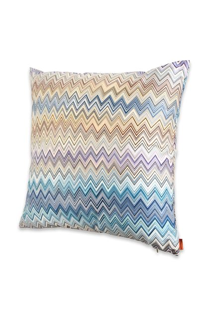 MISSONI HOME JOHN CUSHION Blue E - Back