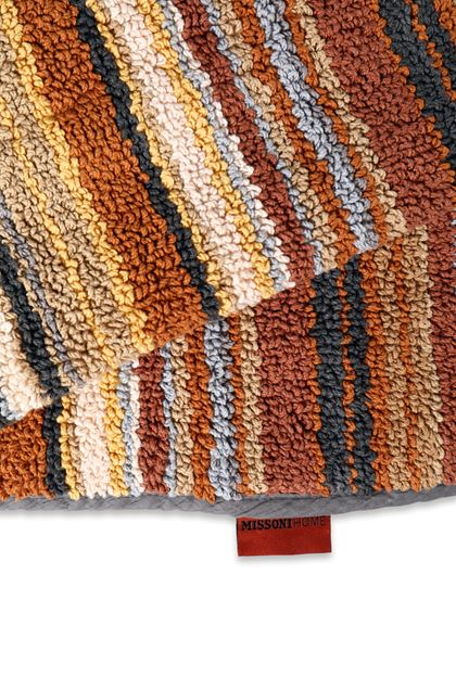 MISSONI HOME Bath mat Brown E - Front