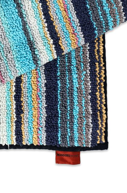 MISSONI HOME Bath mat Turquoise E - Front