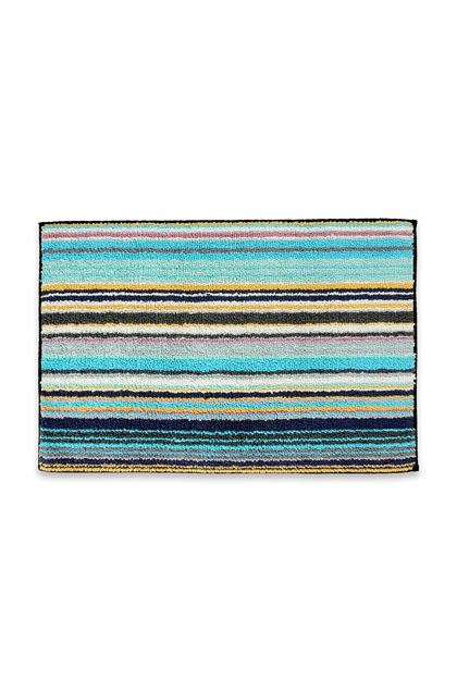 MISSONI HOME Bath mat Turquoise E - Back