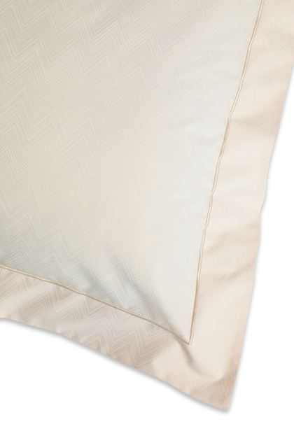 MISSONI HOME JO PILLOWCASES 2-PIECE SET Beige E - Front