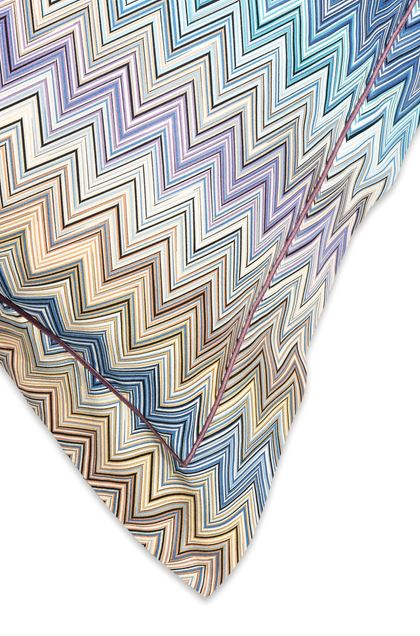 MISSONI HOME JOHN SHAMS 2-PIECE SET Blue E - Front