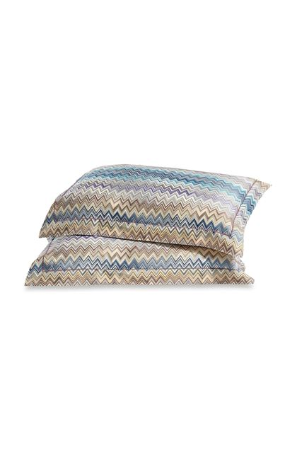 MISSONI HOME JOHN SHAMS 2-PIECE SET Blue E - Back