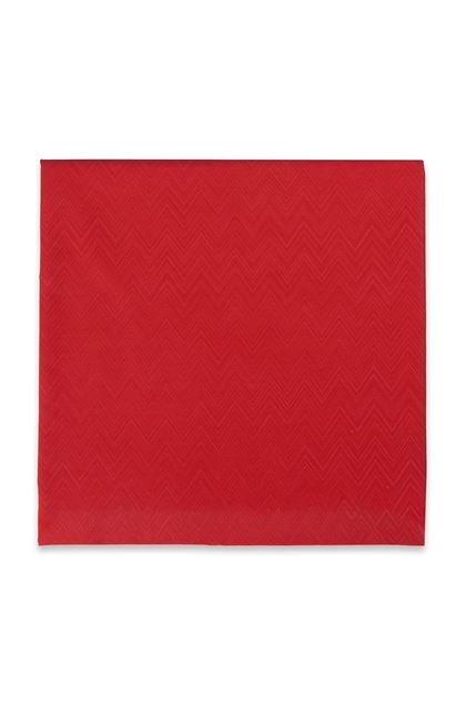 MISSONI HOME JO FITTED SHEET Red E - Back