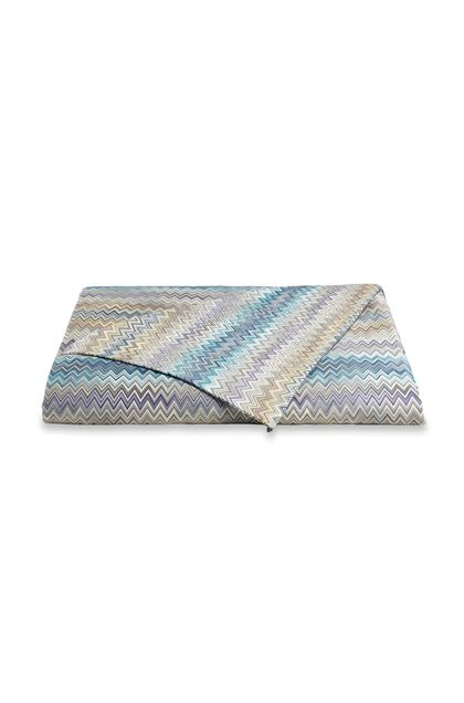 MISSONI HOME JOHN DUVET COVER  Blue E - Back