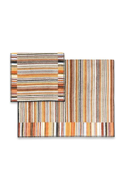 MISSONI HOME JAZZ SET 2 PEZZI Marrone E - Fronte