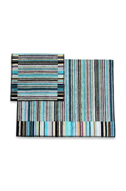 MISSONI HOME JAZZ 2-PIECE SET Turquoise E - Front